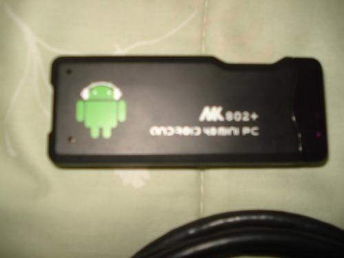 Imagen 1 de 3 de Mini Pc Android Con Teclado Inalambrico