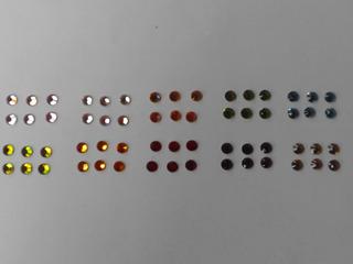 Cristales De Swarovski-- 16 Ss Colores Varios 2500 Dc