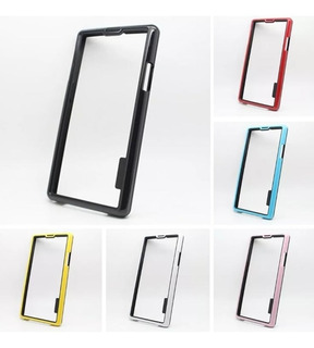 Bumper Capa Sony Xperia Z1 C6902 C6903 C6943 C6906 C6916