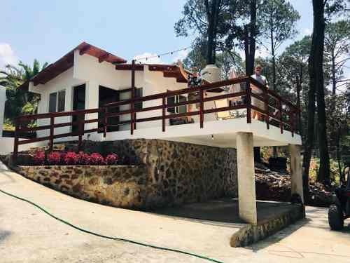 Casa En Renta, Valle De Bravo, Estado De México