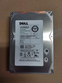 Hd Dell 600gb Sas 6g 64mb 15k 3,5 Hus156060vls600