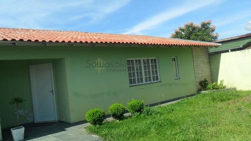 Casa A Venda No Bairro Uberaba Em Curitiba - Pr.  - 3786-1