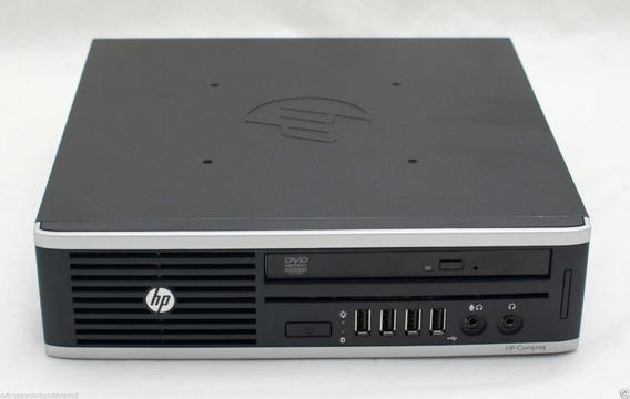 Computador I3 3.10 Ghz Hp 8200 Elite Compaq 4gb Ram