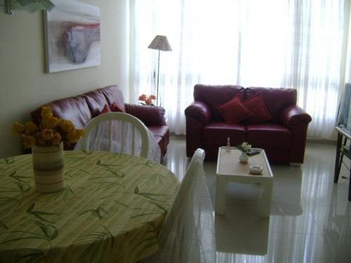 Apartamento  Residencial À Venda, Pitangueiras, Guarujá. - Ap1155