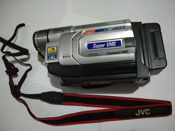 Câmera Jvc Digital 600x Super Vhs