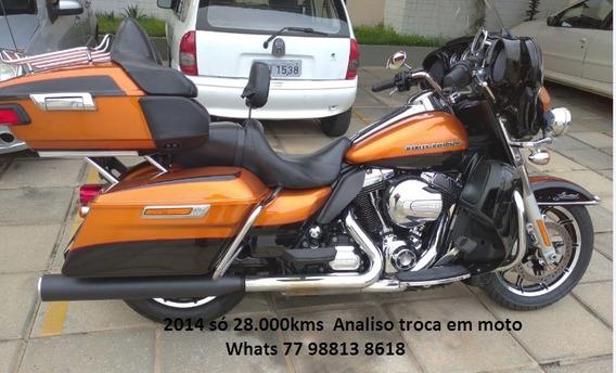Harley Electra Glide 103- 2014