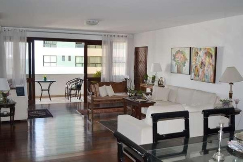 Apartamento À Venda, 3 Quartos, 1 Suíte, 2 Vagas, Barra - Salvador/ba - 34