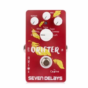 Pedal Guitarra Caline Drifter - Seven Delays