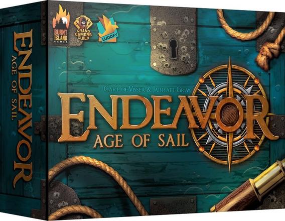 Endeavor: Age Of Sail - Pt Br - Ludofy Creative