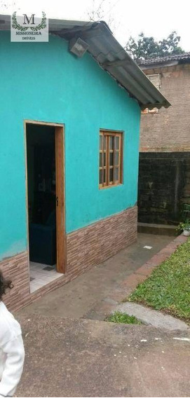 Casa Com 2 Dormitórios À Venda, 70 M² Por R$ 90.000,00 - São Tomé - Viamão/rs - Ca0074