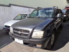 S10 2.4 Advantage Cabine Dupla Ano 2006