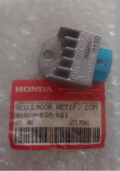Regulador Retificado Cg125-original Honda-05/13