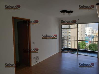 Apartamento Para Aluguel, 3 Dormitórios, Vila Mariana - São Paulo - 7708