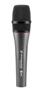 Microfono Condenser Sennheiser E 865. Condenser.