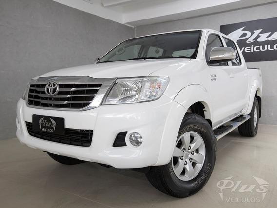 Toyota Hilux 2.7 Srv 4x4