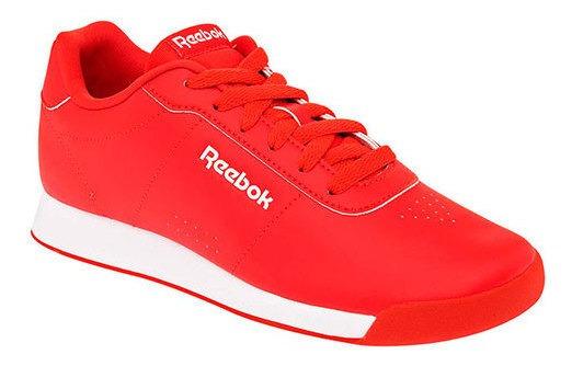 Reebok Tenis Casual Rojo Sint Ortholite Royal Niño Btk82638