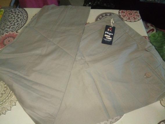 Pantalon De Gabardina De Hombre