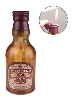 Encendedor Botella Chivas Regal Scotch Whisky