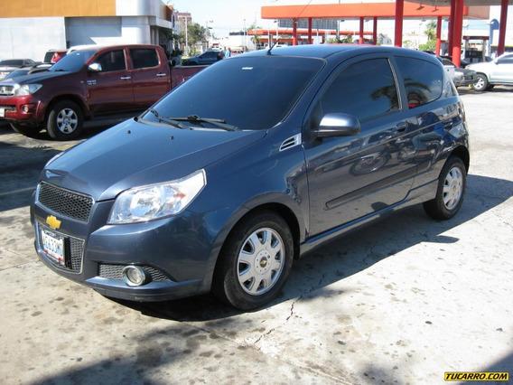 Chevrolet Aveo Speed