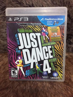 Just Dance 4 - Ps3 Play Station 3