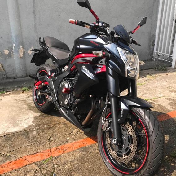 Kawasaki Er 6n Abs Super Conservada