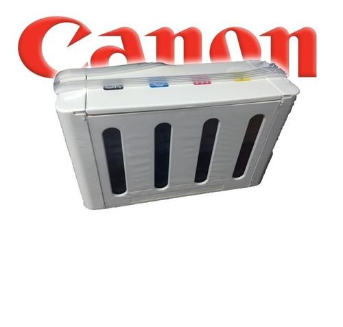 Sistema Continuo De Tinta Canon Mg2110-2210-3110-3210 Y Mas