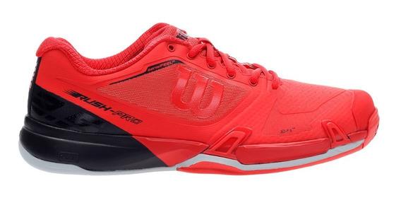 Zapatillas Tenis Padel Wilson Rush Pro 2.5 Importadas Hombre