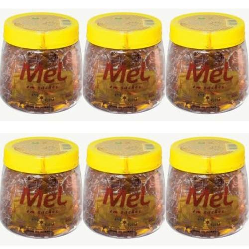 Apis Flora Mel Puro Sachê 900g (kit C/06)