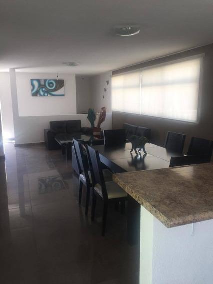 Departamento En Renta Lago La Plata, Villa De Pozos