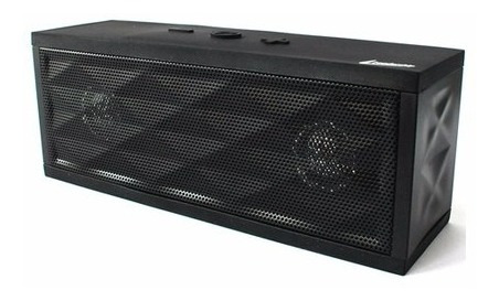 Mini Caixa De Som C/ Case Bluetooth Leadership