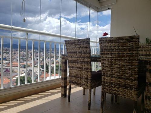 08440 -  Apartamento 3 Dorms. (1 Suíte), Casa Verde - São Paulo/sp - 8440