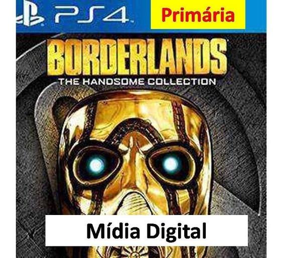 Borderlands Ps4 Digital 1 Primaria Psn1 Play4