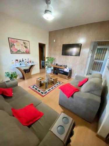 Excelente Casa De 3 Quartos (sendo 1 Suíte Com Banheira) Para Venda Em Vila Emil - Mesquita - Sica30015
