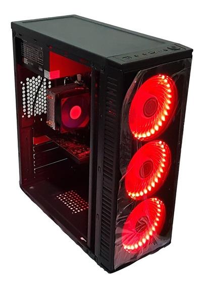Pc Gamer Core I3+ Gt1030 Gddr5 + 4gb Memória + Hd 500gb