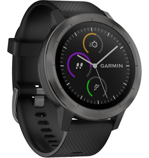 Smartwatch Garmin Vivoactive 3 Cauco Y Metal Inoxidable !!!