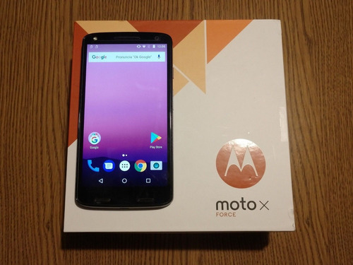 Nuevo Motorola Moto X Force De 32gb Original