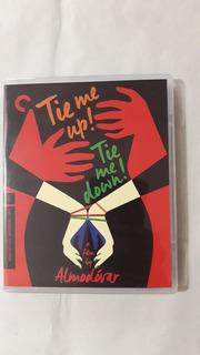 Blu Ray And Dvd Tie Me Up Tie Me Down-almodovar