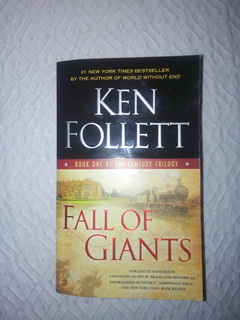 Libro Ken Follett Fall Of Giant