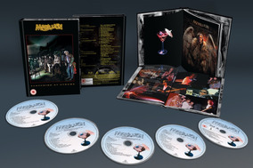 Marillion - Clutching At Straws Deluxe Edition [4cd+blu-ray]