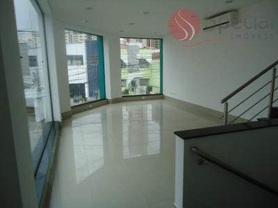 Salão Comercial À Venda, Tatuapé, São Paulo - Sl0207. - Sl0207