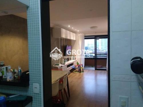 Imagem 1 de 29 de Lindíssimo Apartamento No Bairro Tatuapé - 611