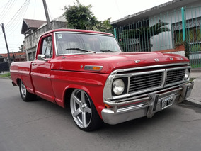 Ford F-100 F100 V8 1973 Deluxe