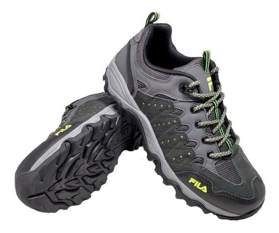 Zapatillas Fila Hombre Tracker Trekking 890100 Eezap