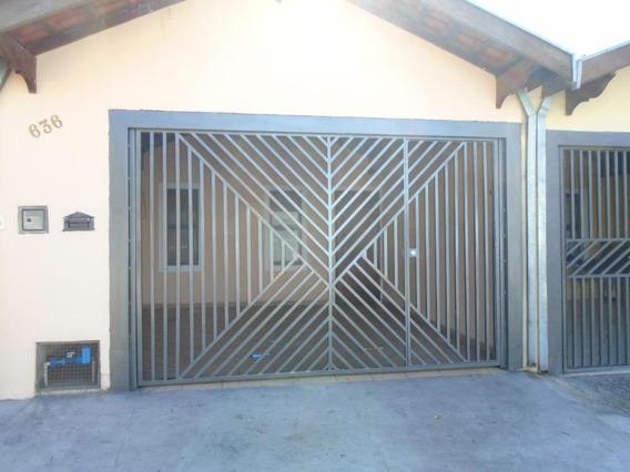 Casa Com 2 Dormitórios Para Alugar, 108 M² Por R$ 900,00/mês - Santa Terezinha - Piracicaba/sp - Ca3197