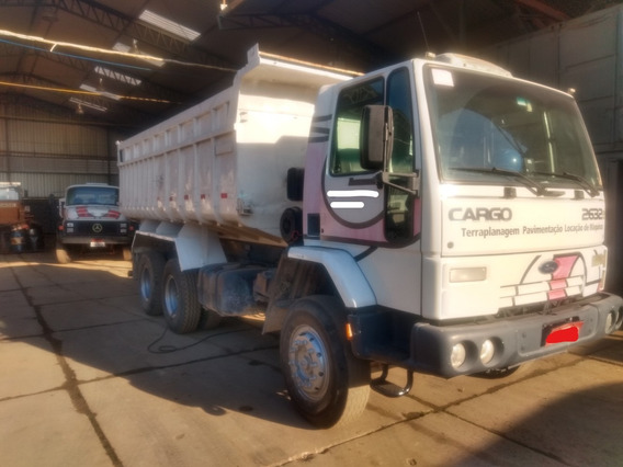 Ford Cargo 2632e 2008 Caçamba