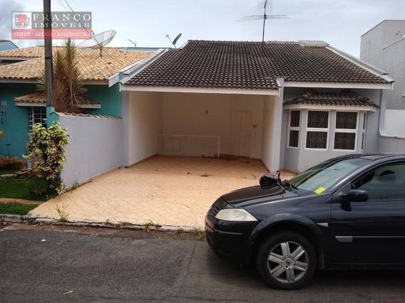 Casa Com 4 Dormitórios Para Alugar, 264 M² Por R$ 3.500/mês - Lenheiro - Valinhos/sp - Ca0623