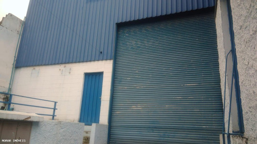 Imagem 1 de 4 de Galpão Para Locação Em Cajamar, Santa Terezinha (jordanésia) - A894_2-1069065