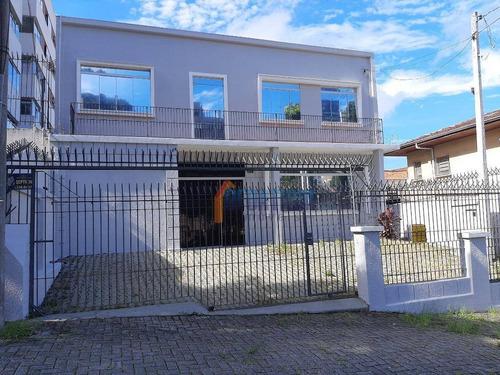 Casa Para Alugar, 240 M² Por R$ 4.990,00/mês - Mercês - Curitiba/pr - Ca0027