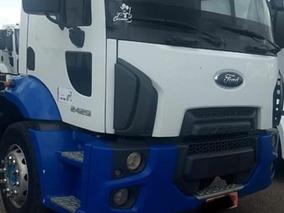 Ford Cargo 2429 Ano:2013 C/ Ar Condic. Único Dono No Chassi