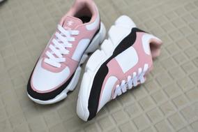 Tênis Casual Feminino Sneaker